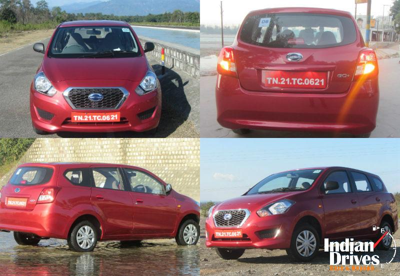 Buyers Review Of Datsun GO Plus MPV