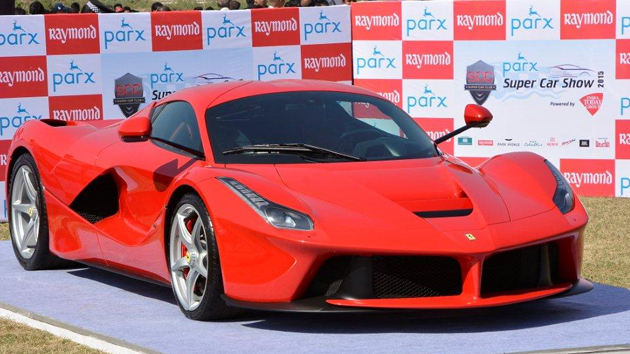 Ferrari Lands In India Two Dealers Appointed