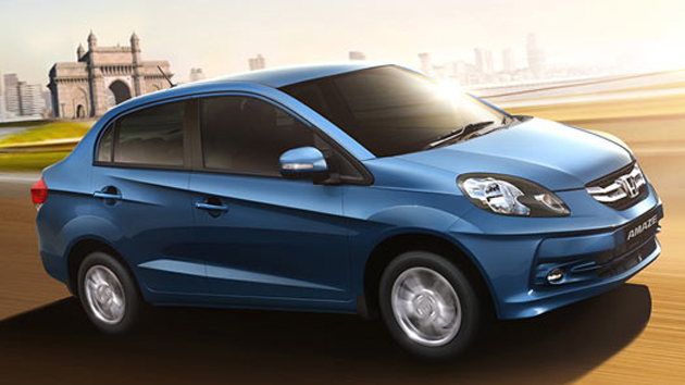 Honda Amaze VX (O) And Brio Variant Launched
