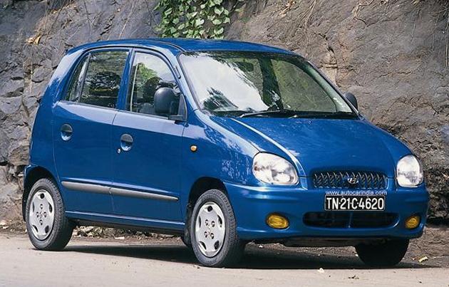 Hyundai Santro Discontinued In India