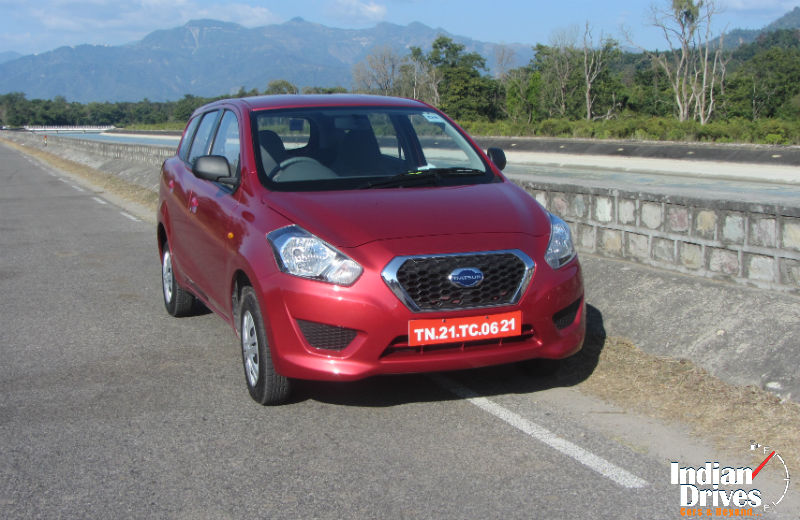 Datsun GO Plus Bookings Commenced