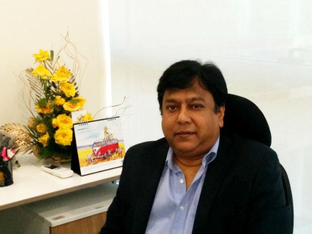 Kamal Basu Is The New Head Of Marketing At Volkswagen Passenger Cars