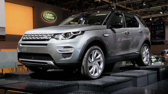 Land Rover Discovery Sport India Launch In August 2015