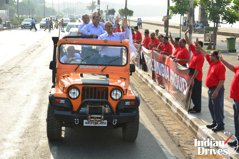 Mahindra Celebrates 50 Lakh Production Milestone