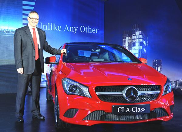 Mercedes-Benz CLA Launched In India At Rs 31.5 Lakh Ex-Showroom Delhi