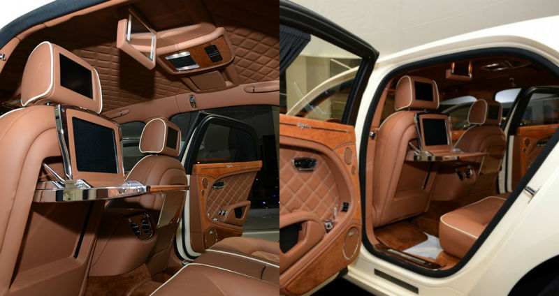 Mulsanne Majestic Launched By Bentley In Qatar UAE And KSA