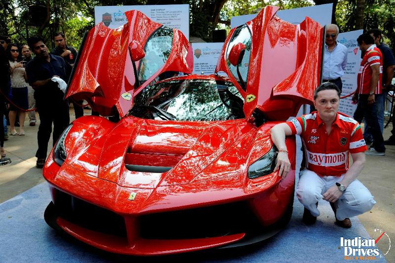 Parx Super Car Show