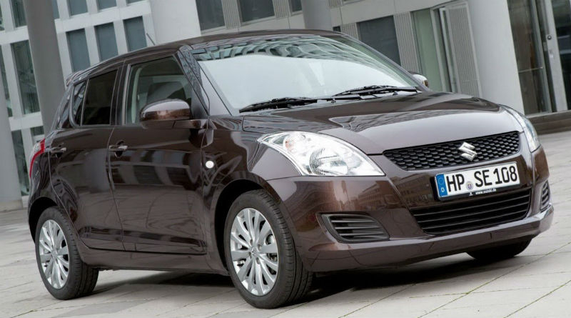 Suzuki Swift X-TRA Edition Launched In Germany