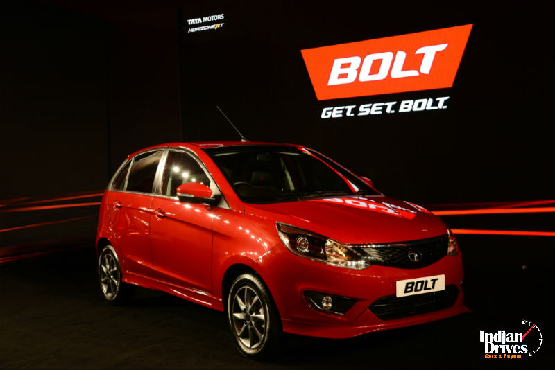Tata Bolt Launched For Rs 4.4 Lakh Ex-Showroom Delhi
