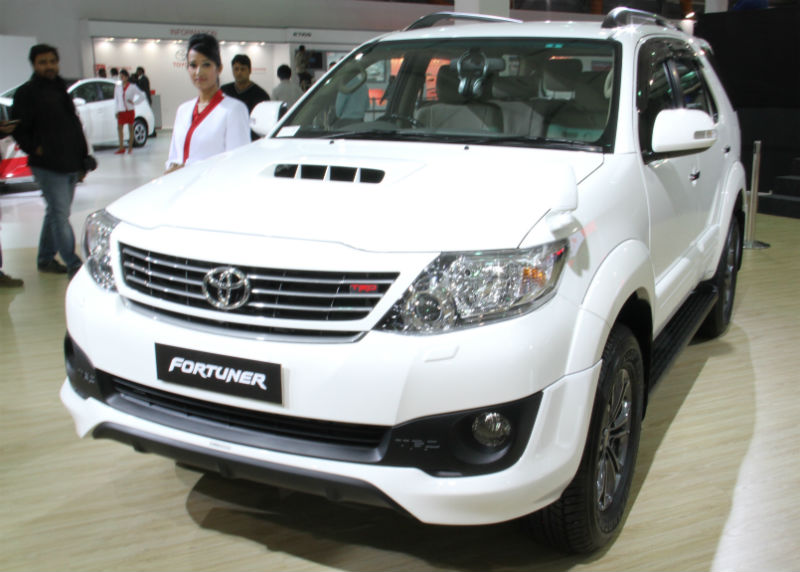 Toyota Fortuner 4x4 Automatic Launched For Rs 24.17 Lakh