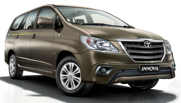 Toyota Innova Limited Edition Launched For 10th Anniversary Celebration