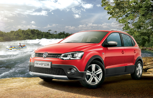 Volkswagen Cross Polo 1.2MPI Launched At Rs 6.94 Lakh Ex-Showroom Mumbai