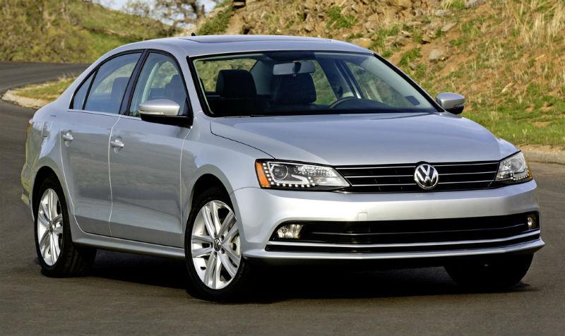 Volkswagen Jetta Facelift