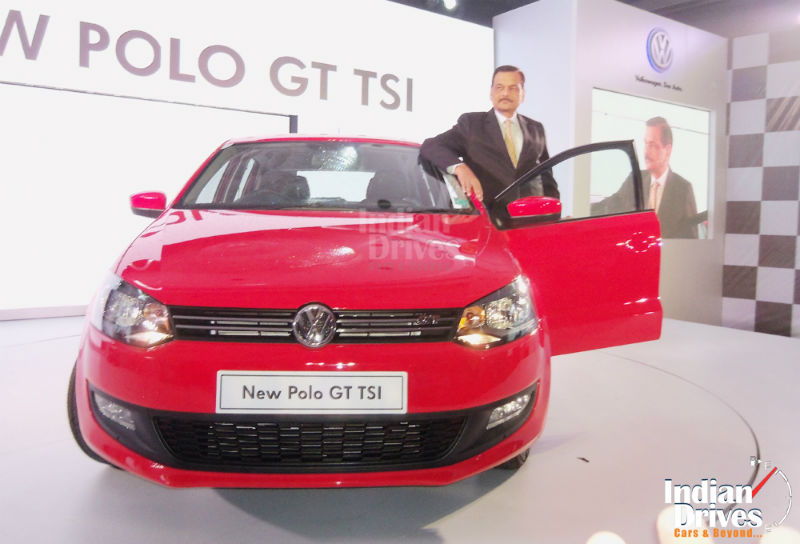 Volkswagen Mulling Powerful Polos For India