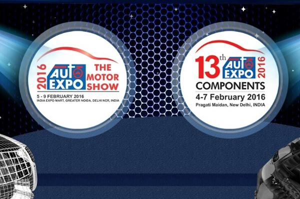 13th Delhi Auto Expo Scheduled From Feb 5-9, 2016