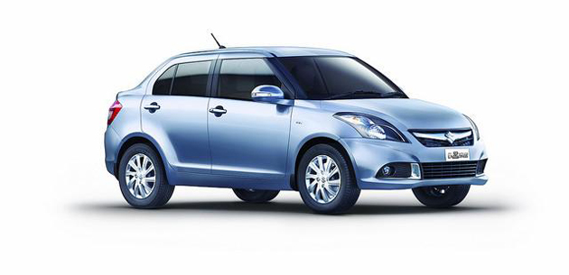 2015 Maruti Swift Dzire Facelift Launched For Rs 5.07 Lakh