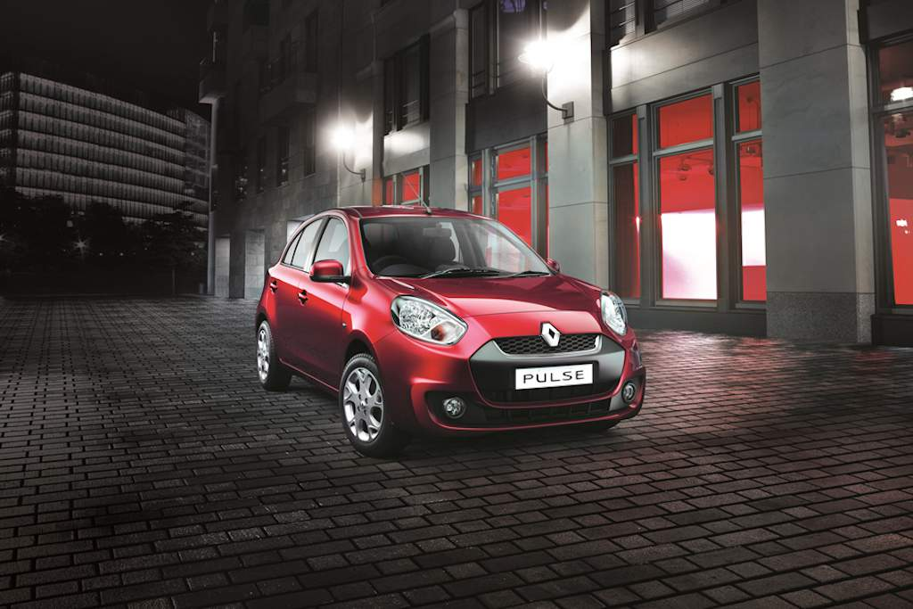 2015 Renault Pulse Launched In India For Rs 5.03 Lakh