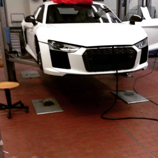 2016 New-Gen Audi R8 Leaked Ahead Of Geneva Motor Show