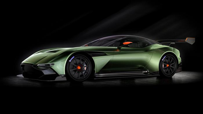 Aston Martin Vulcan Revealed Ahead Of Geneva Debut