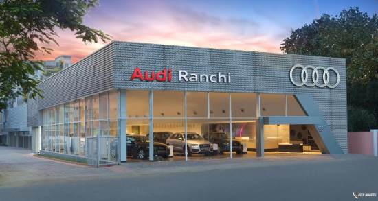 Audi Opens First Showroom In Jharkhand