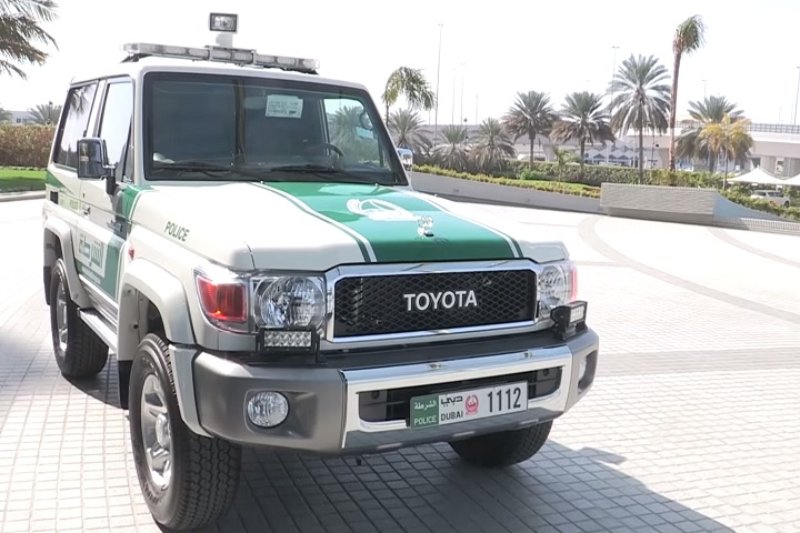 Dubai Toyota