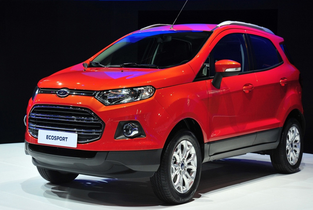 Ford EcoSport Receives AppLink Technology In India