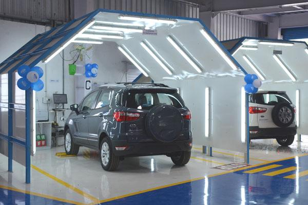 Ford Launches Vehicle Personalisation Centre India