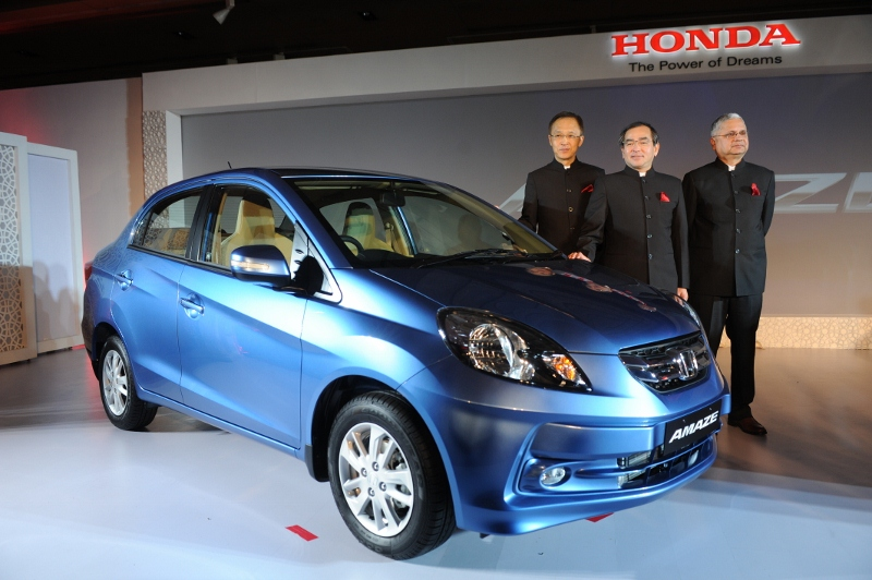 Honda Amaze CNG Launched In India For Rs 6.53 Lakh