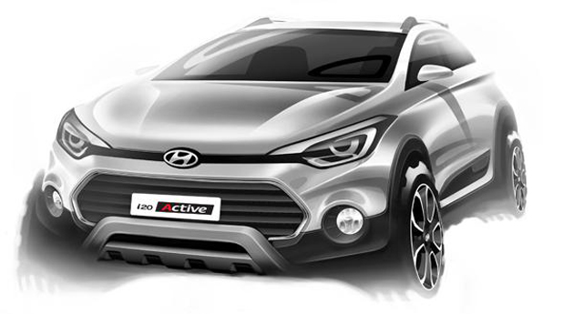 Hyundai i20 Active India Launch In March 2015