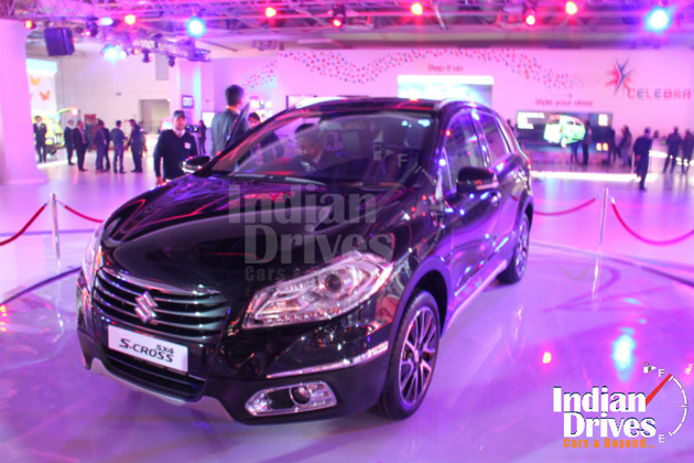 Maruti To Open New Upmarket Showrooms For Big Cars