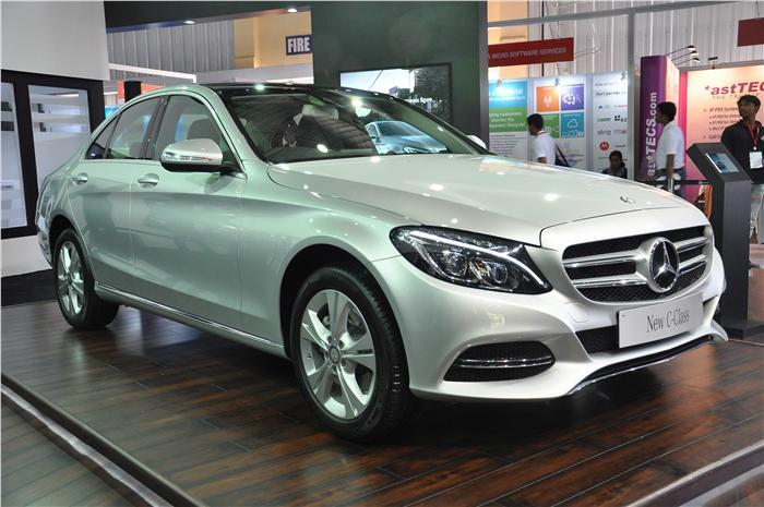 Mercedes-Benz C-Class Diesel India Launch