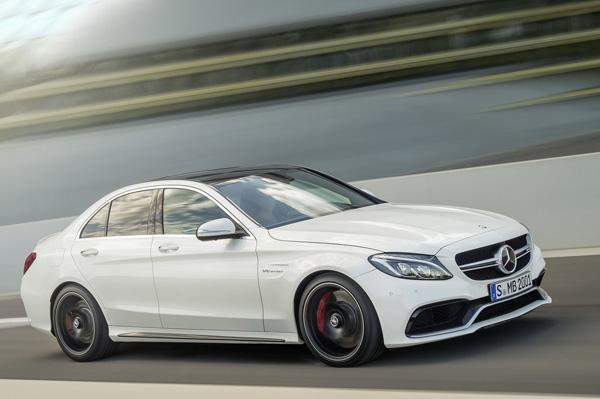 Mercedes C63 AMG S India Launch Expected