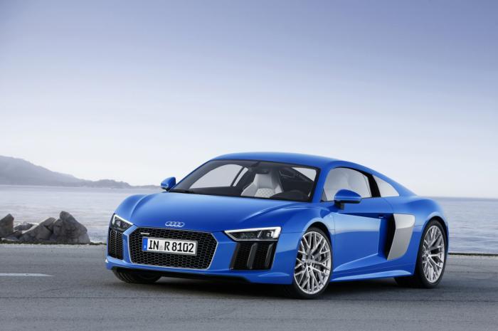 New 2015 Audi R8 Revealed For Geneva Motor Show