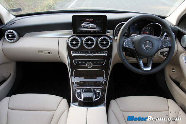 New Mercedes-Benz C-Class Diesel Launched