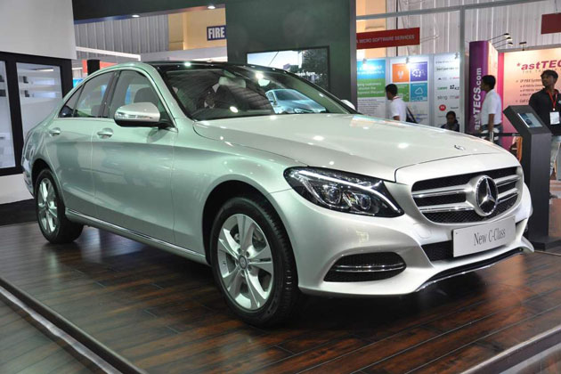 New Mercedes-Benz C-Class Diesel Launched In India For Rs 39.90 Lakh Ex-Showroom Delhi