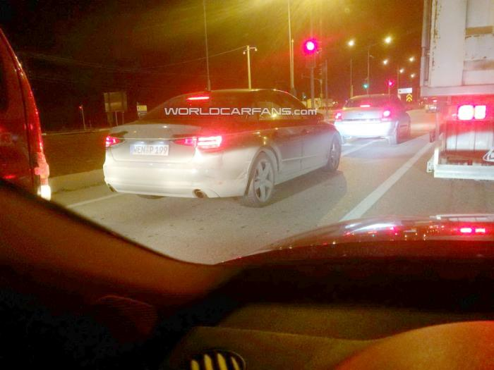 Next-Gen Audi A4 Spied Testing Clearly