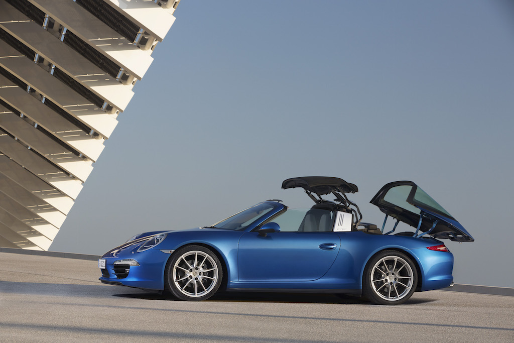 Porsche 911 Targa 4 Launched In India At Rs 1.56 Crore