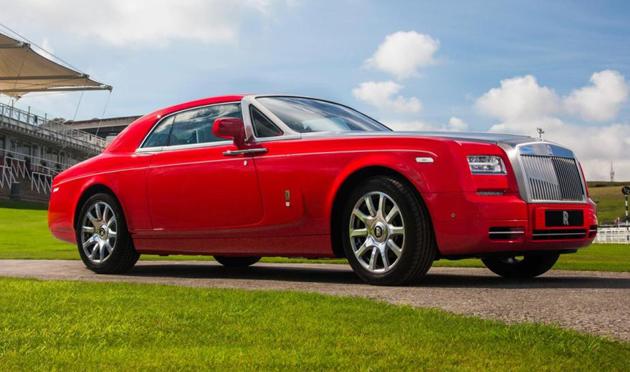 Rolls-Royce Al-Adiyat Limited Edition Phantom Coupe And Wraith Unveiled
