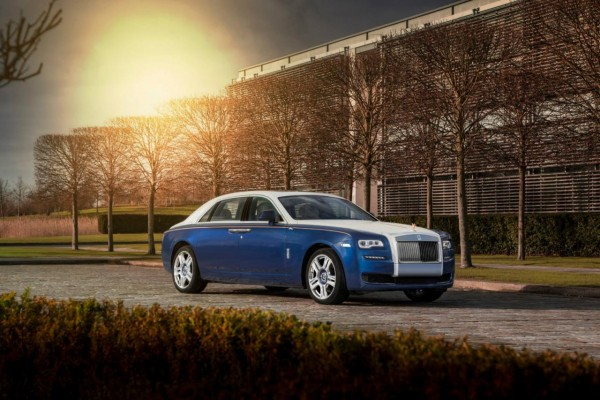 Rolls-Royce Ghost Mysore Collection Launched In Abu Dhabi
