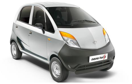 Tata Nano Twist XE Launched For Rs 2.05 Lakh