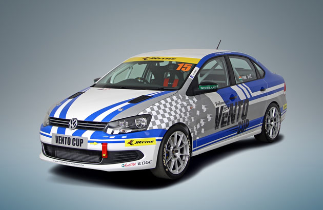 Volkswagen Vento Cup Drivers' Selection