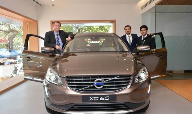 Volvo Opens New Dealership In Mumbai