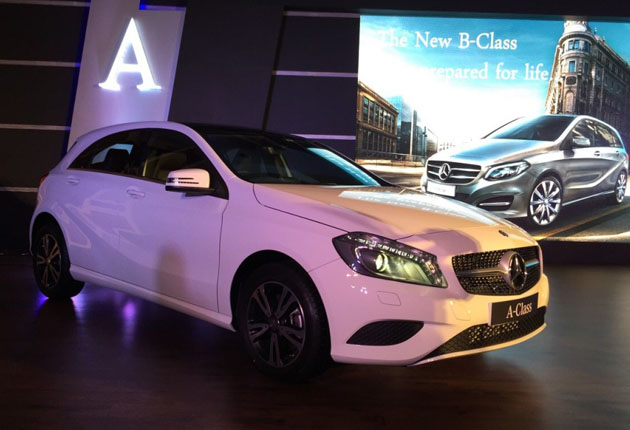 2015 Mercedes-Benz A-Class A200 CDI Launched