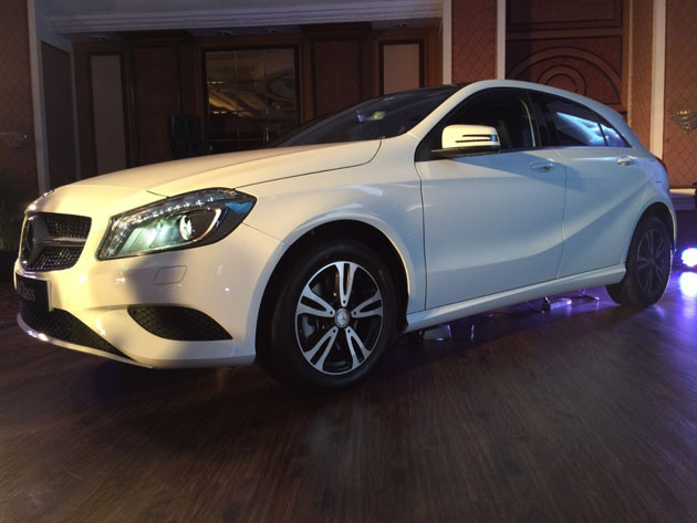 2015 Mercedes-Benz A-Class A200 CDI Launched At Rs 26.95 Lakh
