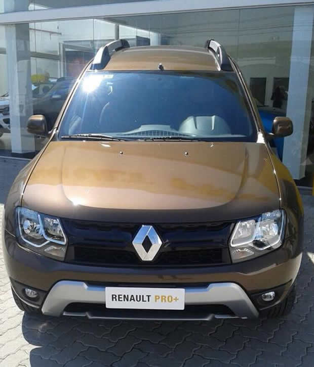 2015 Renault Duster Reaches Dealerships In Brazil
