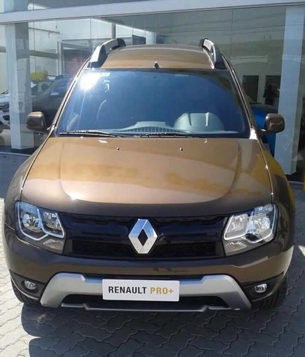 2015 Renault Duster Reaches Dealerships In Brazil