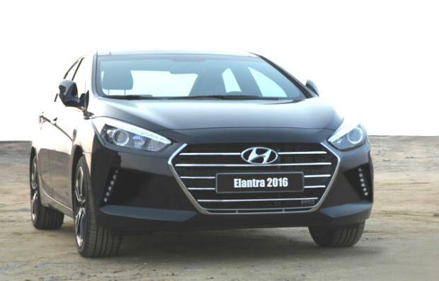 2016 New Hyundai Elantra Leaked