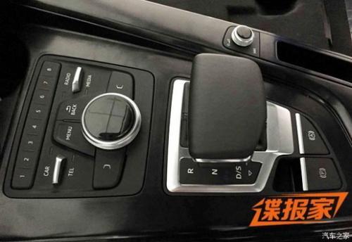 2016 Next-Gen Audi A4 Spotted