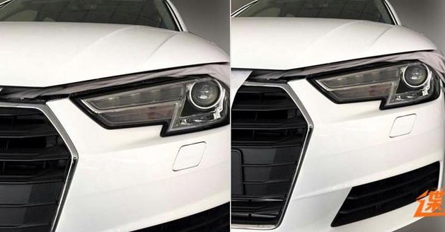 2016 Next-Gen Audi A4 Spotted