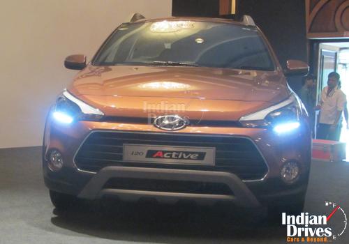 Hyundai i20 Active Launched In Mumbai Starting At Rs 6.69 Lakh